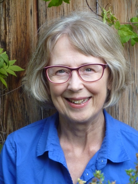 Art in the Garden Show and Sale- Roberta Rees – Calgary Author