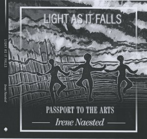 Light as it Falls, Cover image