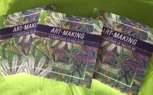 Art-Making: A Companion in Solitude (2021) Friesen Press