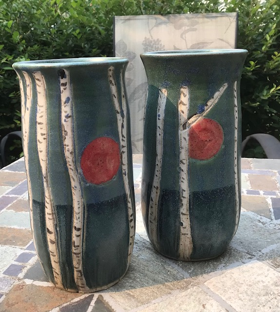 Passport to the Arts in the Garden 2021- Wendy McIver, Potter